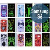 SAMSUNG 三星 S6 王者之風三代 夜光 PC 硬殼 手機套 手機殼 保護套 保護殼