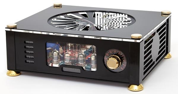 新竹 竹北音響店推薦《名展音響》德國 Audio valve Assistent 50 兩聲道真空管綜合擴大機