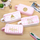 文具袋-可愛大容量手提式女鉛筆盒 AngelNaNa SKA0005