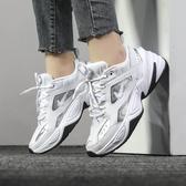 【現貨】NIKE M2K Tekno ESS 女鞋 休閒 潮流 老爹鞋 復古 白 銀 運動 爆款 必備 CJ9583-100