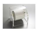 【 麗室衛浴】壓克力 LS-357 捲筒衛生紙架 14.5*14.5*14CM