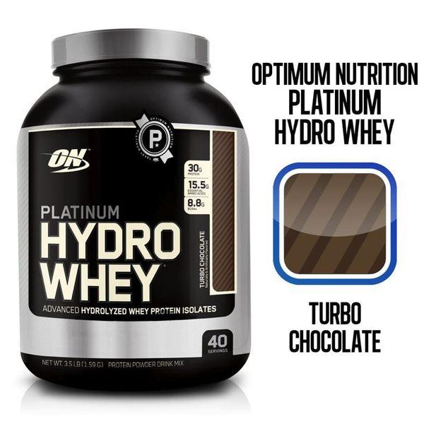 ON HYDRO Whey 白金級水解分離乳清蛋白(3.5磅)(巧克力)(公司貨)
