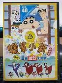 挖寶二手片-0B01-219-正版DVD-動畫【蠟筆小新:爆發!溫泉激烈大決戰 劇場版】-(直購價)