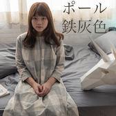 極,鐵灰  S2單人床包+雙人被套三件組  100%精梳棉  台灣製