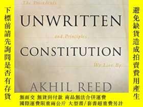 二手書博民逛書店America s罕見Unwritten ConstitutionY255562 Akhil Reed Ama