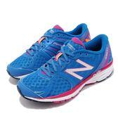 【四折特賣】New Balance 慢跑鞋 1260 NB 藍 桃紅 銀 運動鞋 避震跑鞋 舒適大底 女鞋【PUMP306】 W1260BP5D