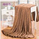 幸福居*愛彙吉冬季加厚保暖法蘭絨毛毯單雙人蓋毯床單珊瑚絨毛毯子(180*200CM)