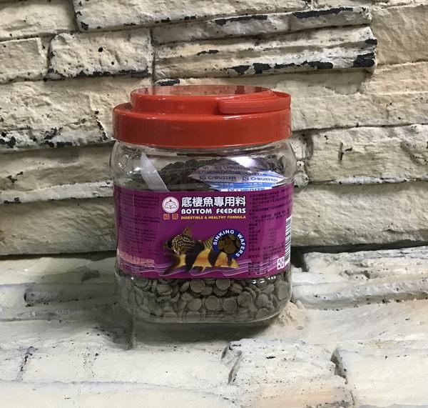 【西高地水族坊】福壽 底棲魚 鼠魚專用飼料