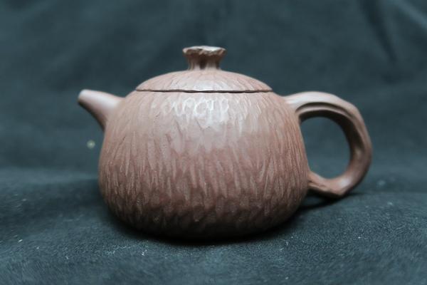 8 刀削供春 (適合半發酵或重發酵茶葉,如烏龍,高山茶,鐵觀音,東方美人,老茶等)