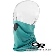 【OR 美國】Exhale 抗紫外線透氣頭巾UPF 50+『1299 藍綠』271536 登山|旅遊|戶外|圍脖|多功能