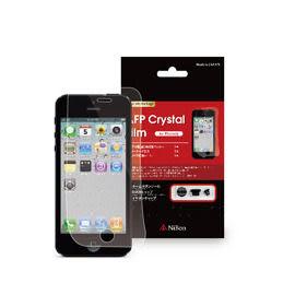 【A Shop】 NiBon 日本製頂級螢幕保護貼-光澤鏡面款單張(LIP5-01A) For iPhone SE 5/5C