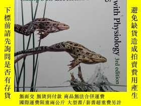 二手書博民逛書店Campbell罕見Essential Biology With Physiology (3rd Edition)