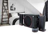 JS 2.1聲到三件式多媒體藍牙喇叭音箱 JY-3087