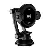 【現貨快出】TOTU 紅外線全自動QI無線充電盤吸盤出風口車用手機支架車架 星爵系列