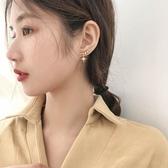 耳環s925純銀簡約小巧2019新款潮高級感網紅耳飾耳環女小耳垂適合耳釘 聖誕節