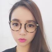 鏡框(全框)-時尚輕盈簡約百搭男女平光眼鏡7色73oe3[巴黎精品]