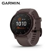 【GARMIN】 Fenix 6S Pro 進階太陽能 複合式運動GPS腕錶