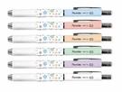 筆樂-PB7716花漾兩段式自動鉛筆 48支/盒