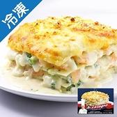 金品重乳酪海鮮千層麵250g【愛買冷凍】