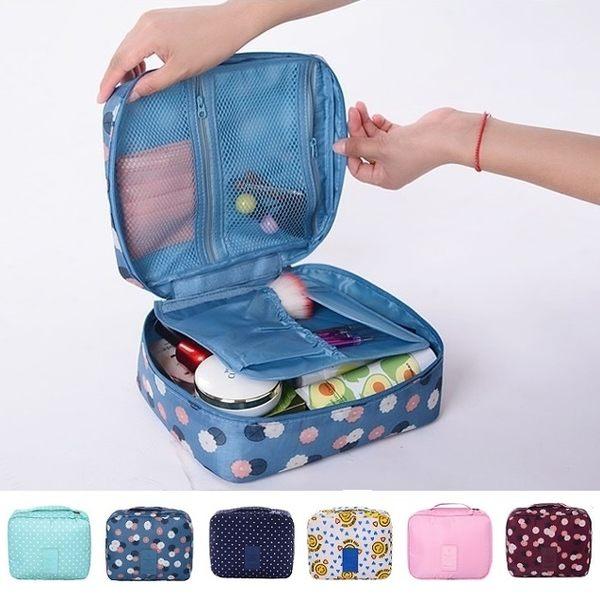 韓國 第三代小飛機旅行收納化妝包 盥洗包 防水收納袋 包中包卡包 包包 登機行李箱 【RB373】