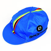 *阿亮單車*單車小帽,ROCKBROS字樣,藍色《C00-205-L》