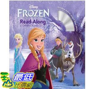 【103玉山網】 2014 美國銷書榜單 Frozen Read-Along Storybook and CD  $398