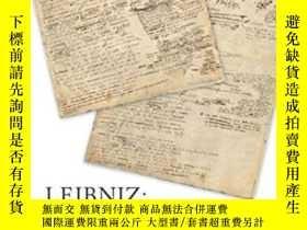 二手書博民逛書店Leibniz:罕見Body, Substance, Monad