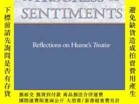 二手書博民逛書店A罕見Progress Of SentimentsY255562 Annette C. Baier Harva