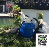 魚池過濾器 池塘生化壓力過濾系統魚塘過濾桶魚池過濾循環設備 MKS99一件免運