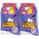 凱蒂貓 Kitty & Rody 309 童襪 ~DK襪子毛巾大王
