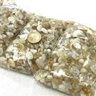 『晶鑽水晶』天然黃水晶粒 黃水晶滾石 黃水晶碎石 黃水晶晶礦 300公克裝