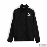 PUMA 男 流行系列經典T7立領外套(M)  尼龍防風外套  - 59529301
