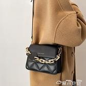 小眾包今年流行高級感小眾包包女2021新款潮2021時尚質感百搭斜背包洋氣  雲朵 618購物