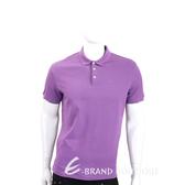 Emporio Armani GA 老鷹標誌紫色短袖POLO衫(男款) 1920707-04