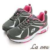 【La new outlet】輕量慢跑鞋 (女222620340)