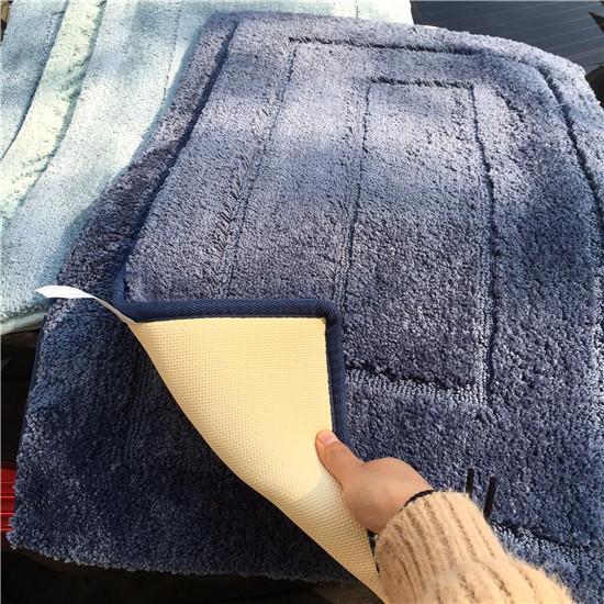 出口歐美 外貿原單 加厚防滑記憶棉腳墊 吸水地墊 YDL