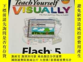 二手書博民逛書店Teach罕見Yourself VISUALLY 從視覺上教育自己Y223356 IDG Books W