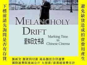 二手書博民逛書店【罕見】Melancholy Drift-Marking Tim