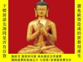 二手書博民逛書店1000罕見Buddhas of Genius 佛像佳品1000