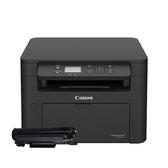 【搭CRG-047相容碳粉匣一支】Canon imageCLASS MF113w 無線黑白雷射複合機