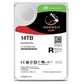 【綠蔭-免運】Seagate那嘶狼IronWolf Pro 14TB 3.5吋 NAS專用硬碟 (ST14000NE0008)
