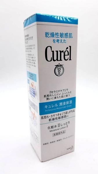 Curel 珂潤 潤浸保濕化妝水(輕潤型) II 150ml 效期2022.02