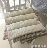 夏季簡約榻榻米坐墊椅墊學生加厚透氣防滑凳子餐椅辦公室 優家小鋪