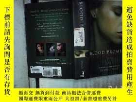 二手書博民逛書店BLOOD罕見PROMISE 血的承諾Y180897 不祥 不祥