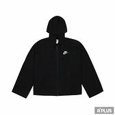 NIKE 女 運動外套(連帽) AS W NSW JSY FZ HOODIE 薄款 寬鬆-CJ3753011