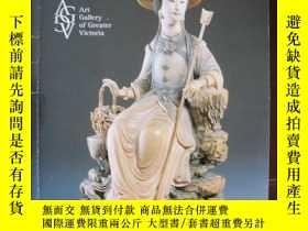 二手書博民逛書店【罕見】《中國精典牙雕》 The Magnificent Ivo