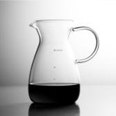 【玻璃濾壺】CAFEDE KONA咖啡分享壺 家用耐熱玻璃日式可愛壺 滴漏式咖啡器具