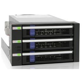 ICY DOCK 3轉2內接SATA模組-MB153SP-B