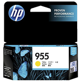 【奇奇文具】HP 955 L0S57AA 黃色原廠墨水匣