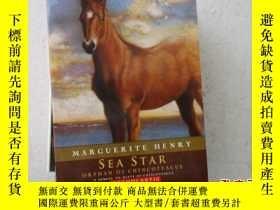 二手書博民逛書店SEA罕見STAR:BY MARGUERITE HENRY INSIDE ILLUSTRATIONS BY WES